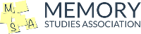 Logo Memory Studies Association